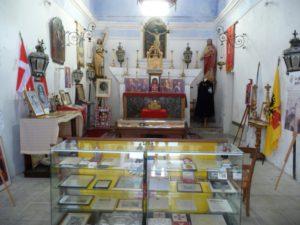 Chapelle des Pénitents Blancs - Exposition